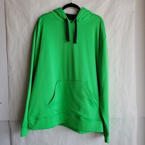 CHAMPION Lime Green Hoodie Sz XXL